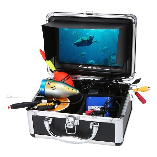 Lixada WF09B-15 Портативный 9-дюймовый ЖК-монитор Fish Finder