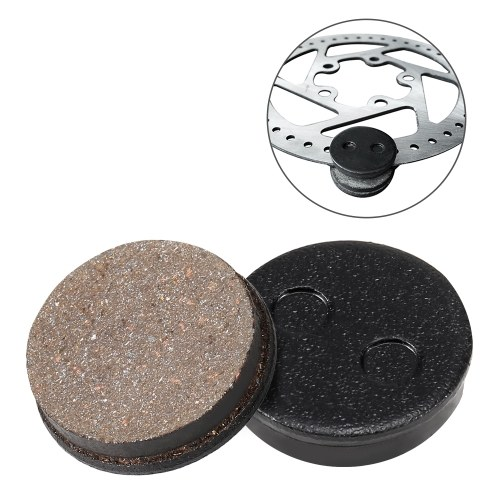 Kit de plaquettes de frein pour accessoires de frein à disque arrière de planche à roulettes