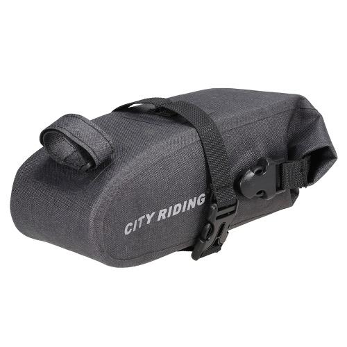 1.5L Saco de Selim Da Bicicleta Saco de Assento de Bicicleta Ciclismo Repelente de Água Saco de Assento Traseiro Da Bicicleta Traseira MTB Road Bike Bag