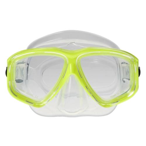 Tempered Glass Lens Diving Goggles for Men Women