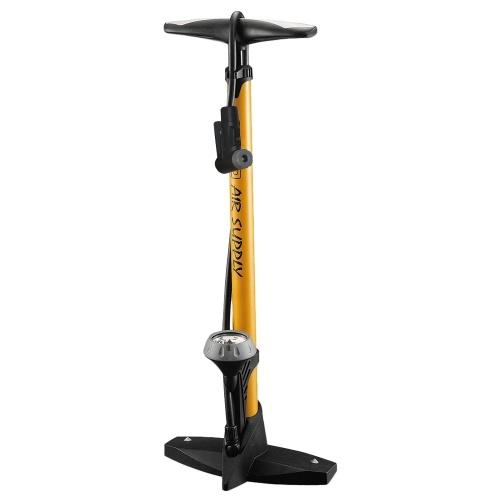 Pompe à pied haute pression pour vélo