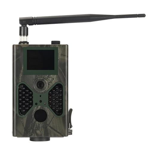16MP 1080P 4G MMS SMS Trail Cámara Cámara Juego de caza