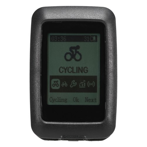 Waterproof GPS Cycling Computer