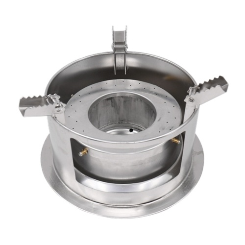 Outdoor Alcohol Stove Camping Picnic Cooker Backpacking Portable Burner