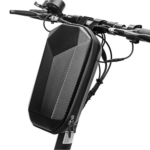 Waterproof Hard Shell EVA Scooter Handlebar Bag