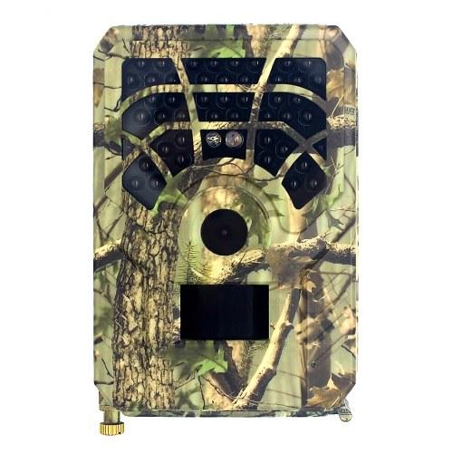 Trilha 5MP 480P e câmera de caça ativada por movimento de câmera de jogo
