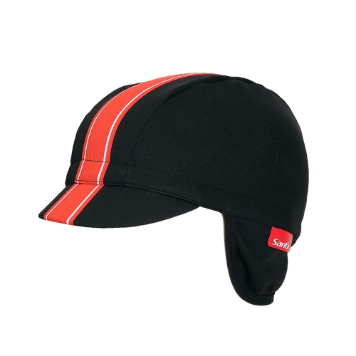 Santic Outdoor Radfahren Cap Winddicht Fleece Thermische Winter Reiten Hut Skifahren Klettern Sport Hut