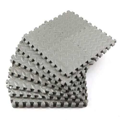 36 шт. 15 * 15 * 1 см утолщенный коврик для пола защитный EVA подушка противоскользящая пена тренировочный коврик для дома