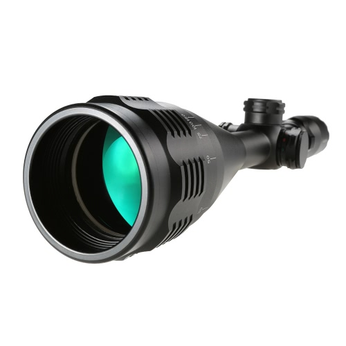 4-16X50 Hunting Riflescope Green Red Dual Illuminated Reticle Optical Sight Tactical Hunting Scope Equipment