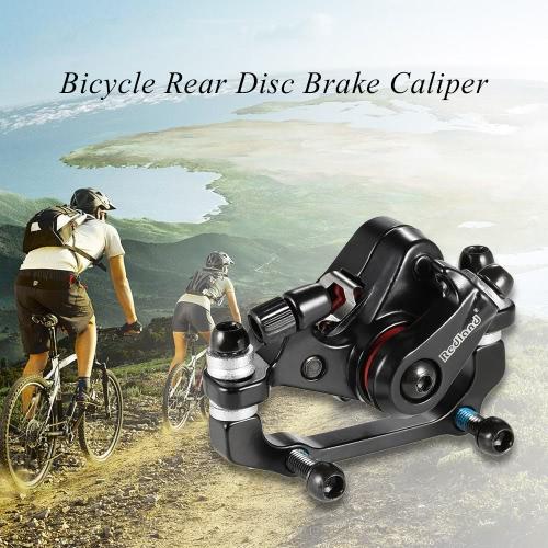 Aleación de aluminio de la bici del freno al aire libre Ciclismo MTB montaña de la bicicleta de disco trasero Pinza de freno mecánico