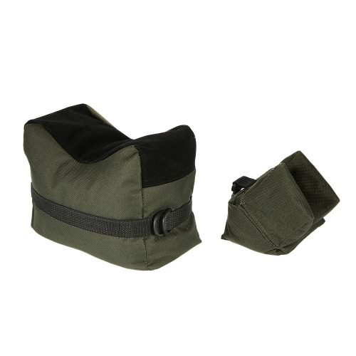 Anteriore e posteriore di ripresa Bench Rest Borse Resto Intervallo target Banco Vacanti stand di caccia tattico Accessori