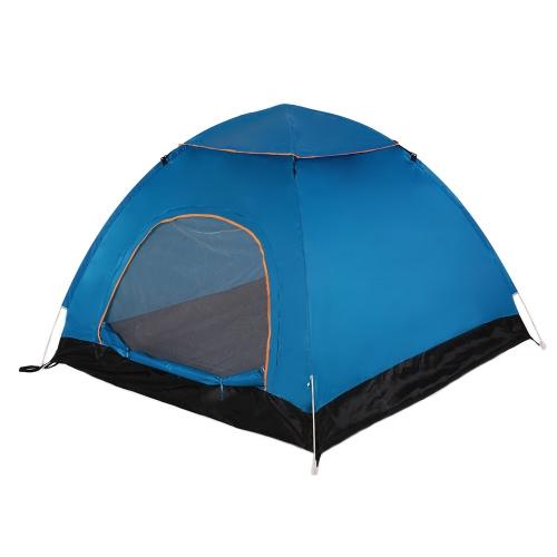 TOMSHOO Outdoor Portatile Automatico Pop Up Tenda Beach Tenda Camping Escursioni Backpacking Tenda Sun Shelter per 2-3 persone