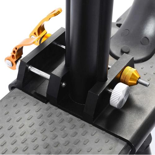 Scooter eléctrico asiento retráctil con parachoques para XIAOMI M365 Scooter