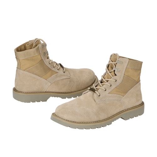Desert Tactical Military Martin Boots