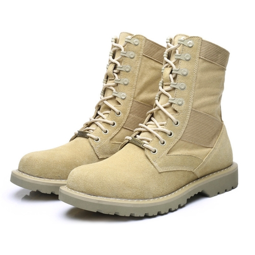 Uomini Desert Tactical Military Martin Stivali Donne Work Safety Shoes Leggero Boot Militares Tacticos Zapatos Combat Casual Platform Ankle Shoes
