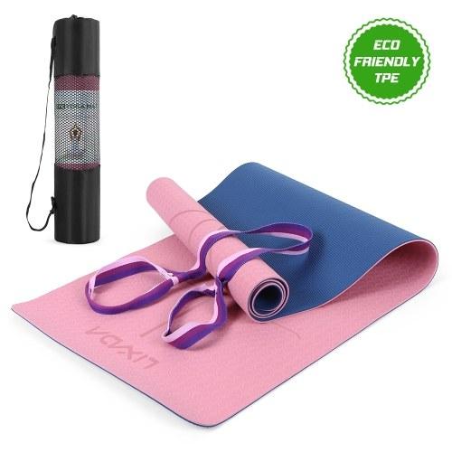 Lixada Non Slip Yoga Mat