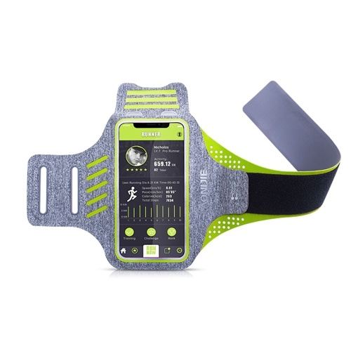 AONIJIE 6.0in Running Touch Screen Phone Arm Belt