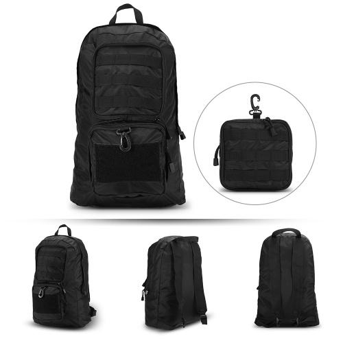 Lixada Lightweight Foldable Tactical Backpack