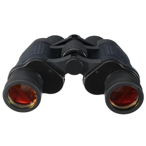 HD Day Night Vision Бинокулярный телескоп 60x60 3000M Наружная реклама для путешествий Оптика с противотуманным покрытием