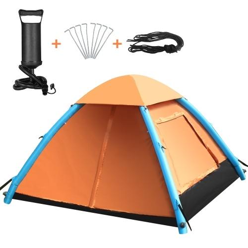 Aufblasbares Campingzelt