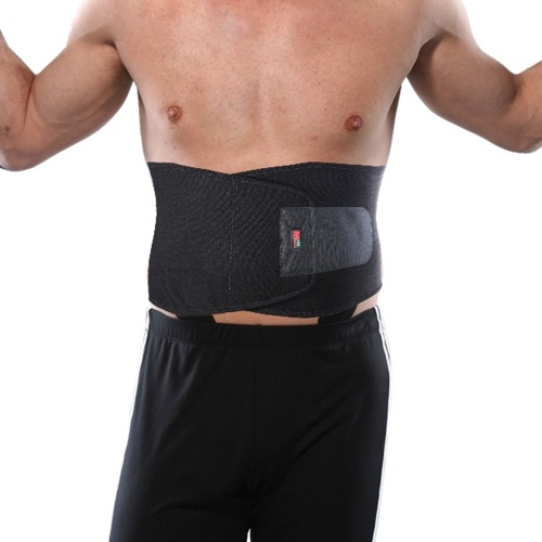 Waist Trimmer Belt Adjustable Sports Girdle Belt