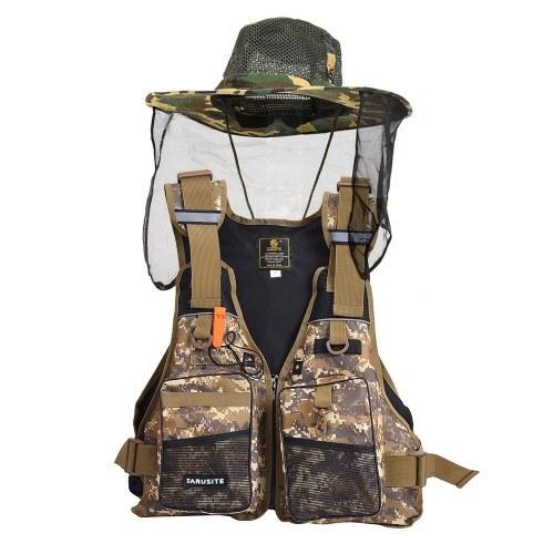 Outdoor Fishing Vest Adult