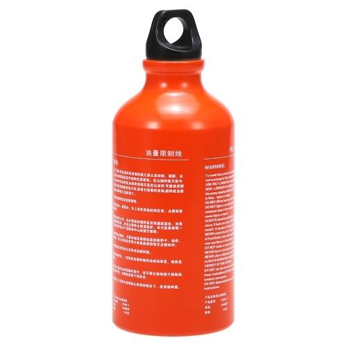500ml Gasoline Fuel Bottle Petrol Kerosene Alcohol Liquid Gas Tank фото