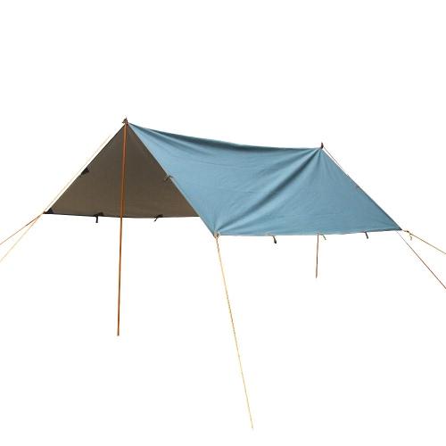 Lixada 3.2 * 3M all'aperto impermeabile UV Block tenda Campeggio materasso Mat multifunzione