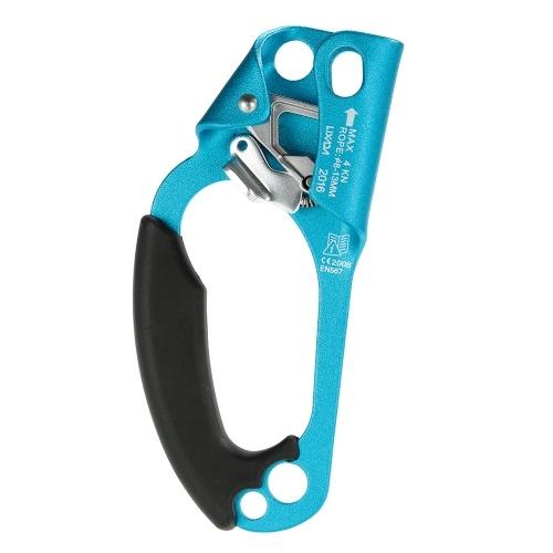 Lixada Левая рука Ascender для 8мм-13мм Веревка Скалолазание спелеология Rescue