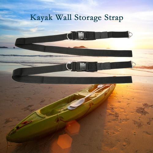 Kajak-Wand Lagerung Bügel Rack-Boot-Aufhänger Boot Keeper Garage Hanger