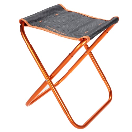 Портативный Складной стул Открытый Легкий складной стул Стульчик для кемпинга Рыбалка пикник Барбекю