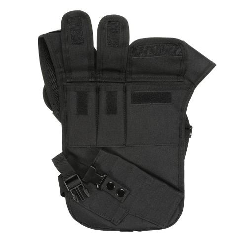 Borsa del telefono delle borse della spalla della spalla della spalla del underarm Borsa antifurto antifurto del sacchetto della cinghia di sicurezza dell'involucro