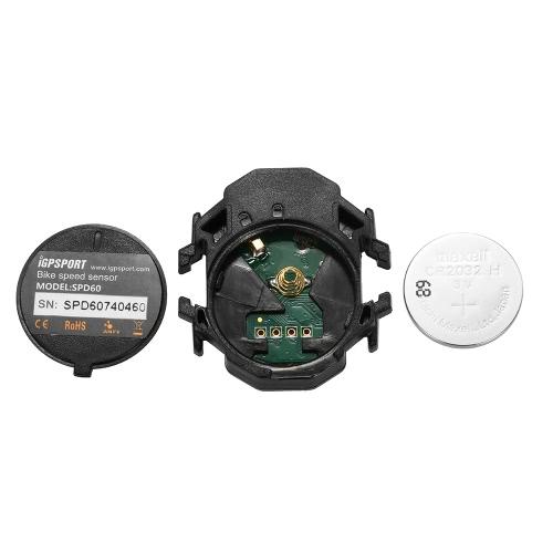 IGPSPORT SPD61 ANT+ BT Speed Sensor Bicycle Computer Stopwatch Bike Accessories