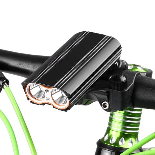USB Wiederaufladbare LED Fahrradbeleuchtung