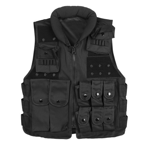 Outdoor Waistcaot Training CS Field Combat Waistcoat Hunting Modular Vest Training Protective Security Vest