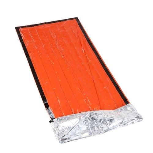 Портативный легкий наружный аварийный спальный мешок