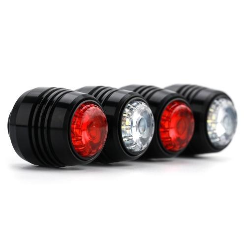 Koowheel 4Pcs Skateboard luces LED