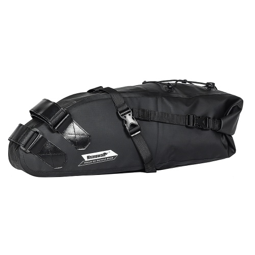 10L Bicycle Saddle Tail Seat Bag Pouch Image