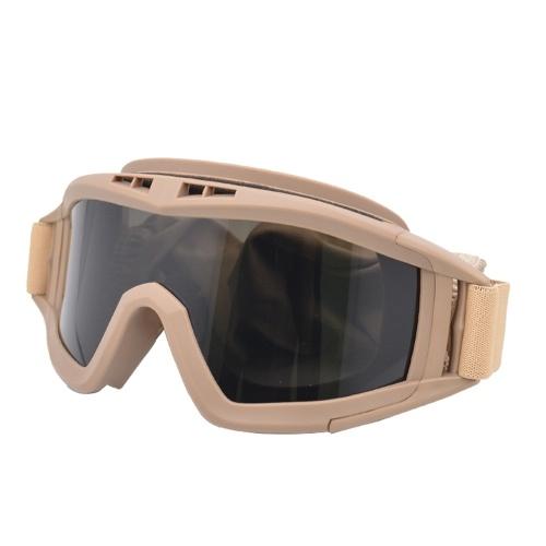 Военные страйкбольные тактические очки фото