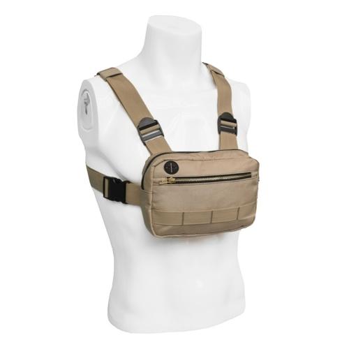 Multifunctional Chest Rig Shoulder Bag Pack