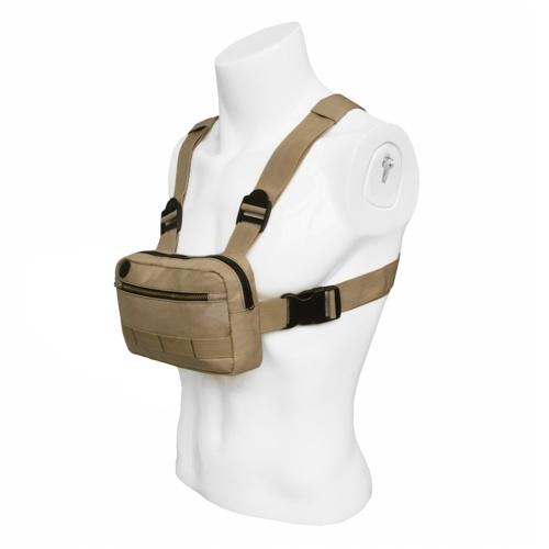 Pack borsa tracolla multifunzionale rig