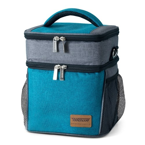 Leakproof Insulated Cooler Bag Lunch Bag