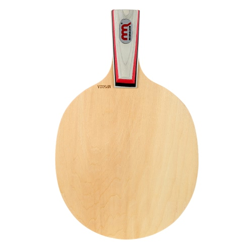 Крытый Открытый Спорт Настольный теннис Ракетка Пинг-понг Paddle Bat Ракетка Настольный теннис Blade Shakehand / Penhold