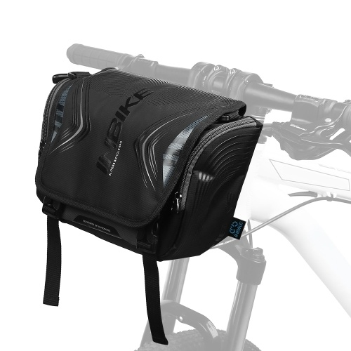 Bicycle Front Bag with Waterproof  Cover Image