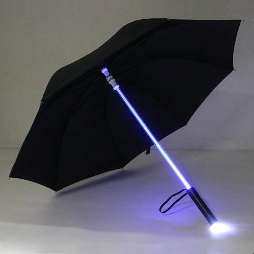 Красочный светодиодный фонарик зонтик