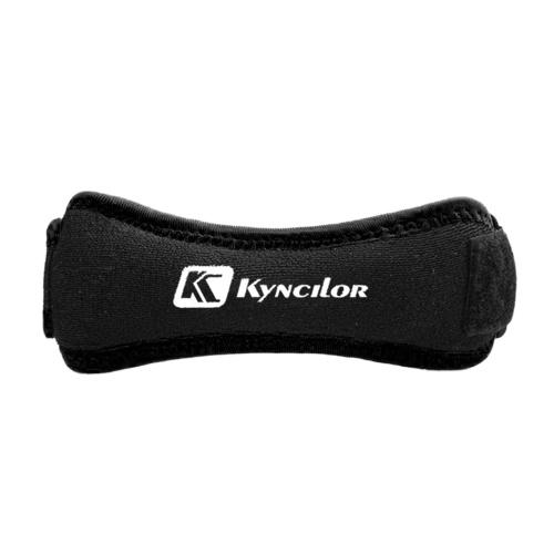 1 PZ Regolabile Supporto per tendine rotuleo Supporto per ginocchiere per ginocchiere per lo sport esterno nero