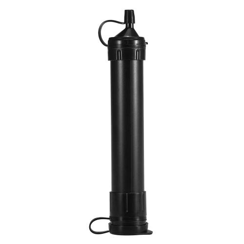 Открытый фильтр для воды Фильтр для соломенной воды для аварийной готовности Путешествия Backpacking