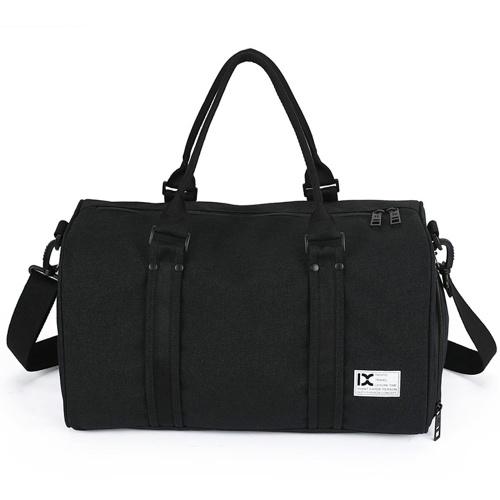 28L wasserdichte Reise Duffele Tasche mit separatem Schuhfach für Männer Frauen Sport Gym Tote Bag