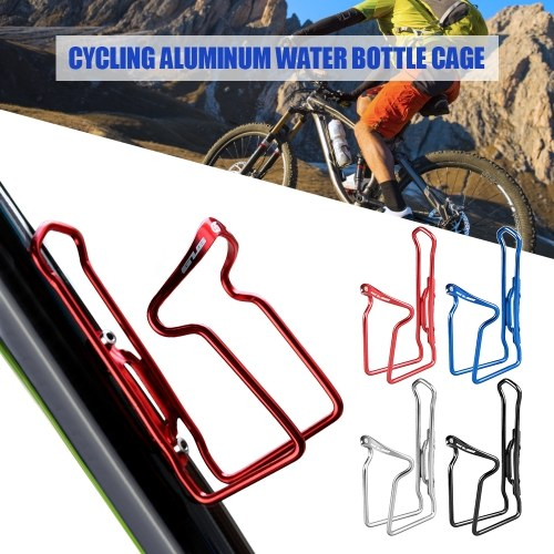 Lightweight Water Bottle Cages MTB Bike Bicycle Aluminum Alloy Water Bottle Holder Cages Brackets Image