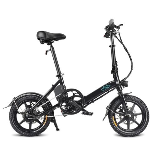 FIIDO D3 14-Zoll-Klapp-Kraftunterstützungs-Fahrrad